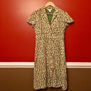 Button up Sundance Dress